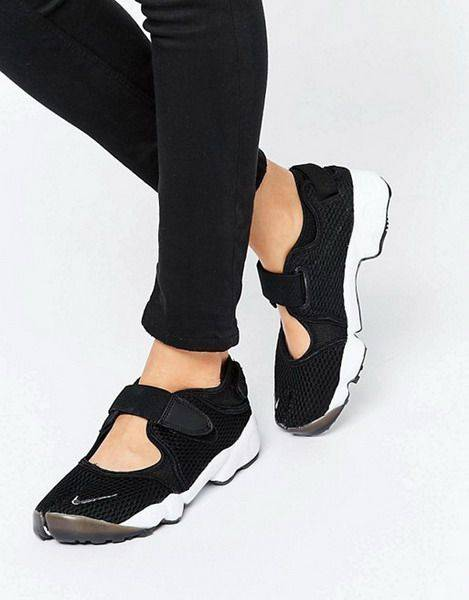 Nike Air Rift black sneakers $1,061 From asos.com