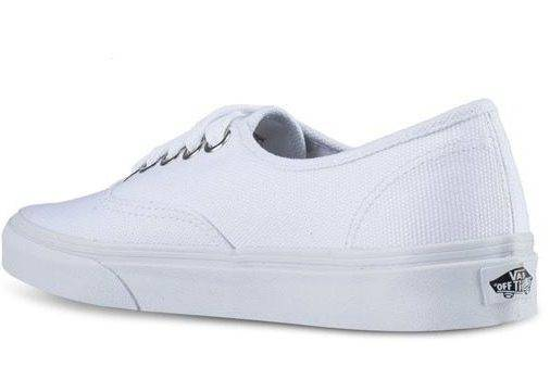 VANS Authentic Oversized Lace Sneakers