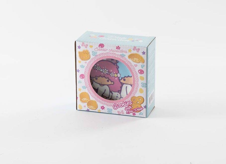 Sanrio characters小碟(Little Twin Stars)