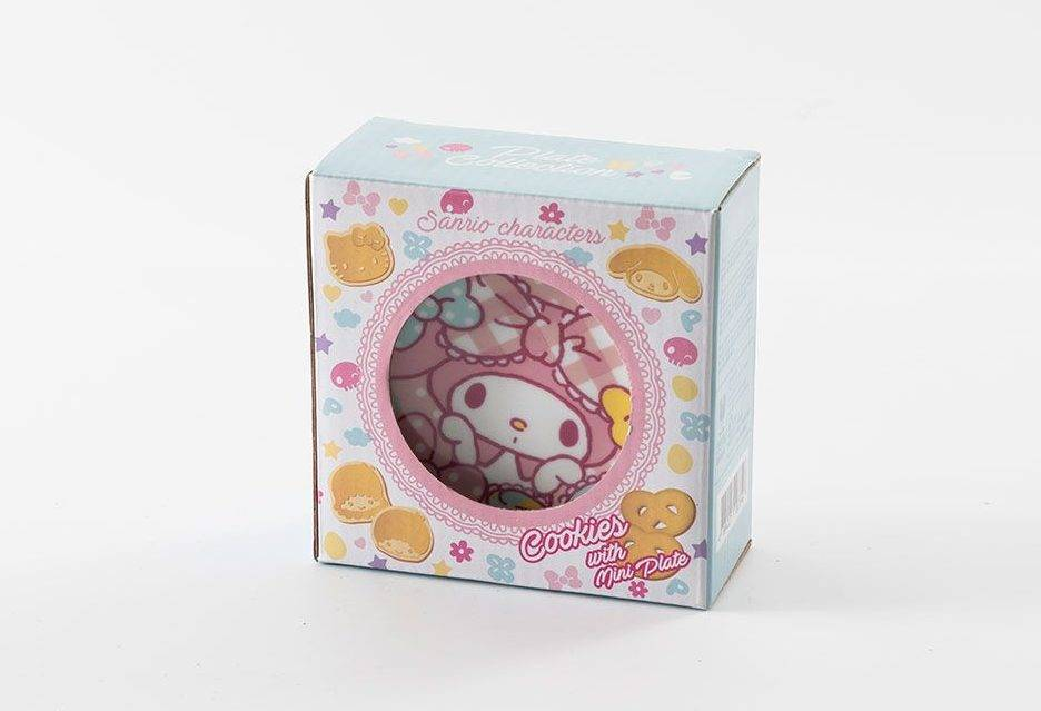 Sanrio characters小碟(My Melody)