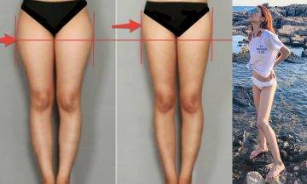 腳短因為有「假胯寬」的問題?!學會5招矯正動作就能擁有長腿