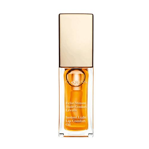 CLARINS 凝亮護唇油 Instant Light Lip Comfort Oil
