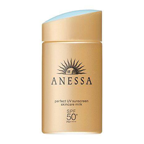 Anessa「Perfect UV Skincare Milk」 20ml