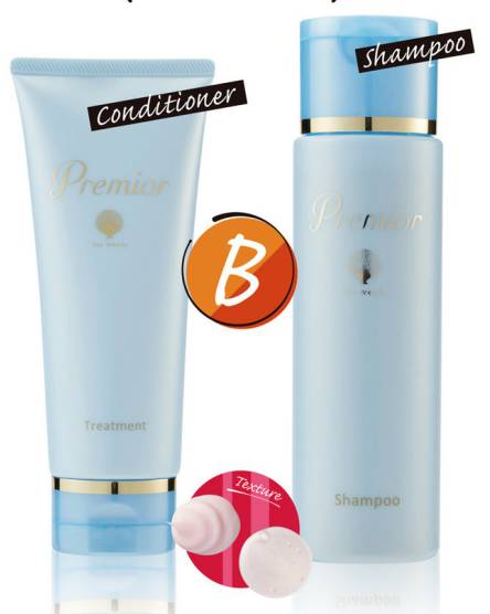 Premior Shampoo + Treatment
