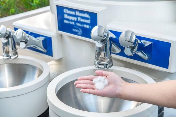 期間限定!東京迪士尼推出新限定節目 洗手泡泡竟然可以唧出佢?