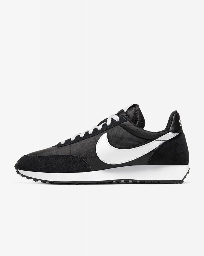 更加唔好買黑色的鞋(圖片來源:Nike)