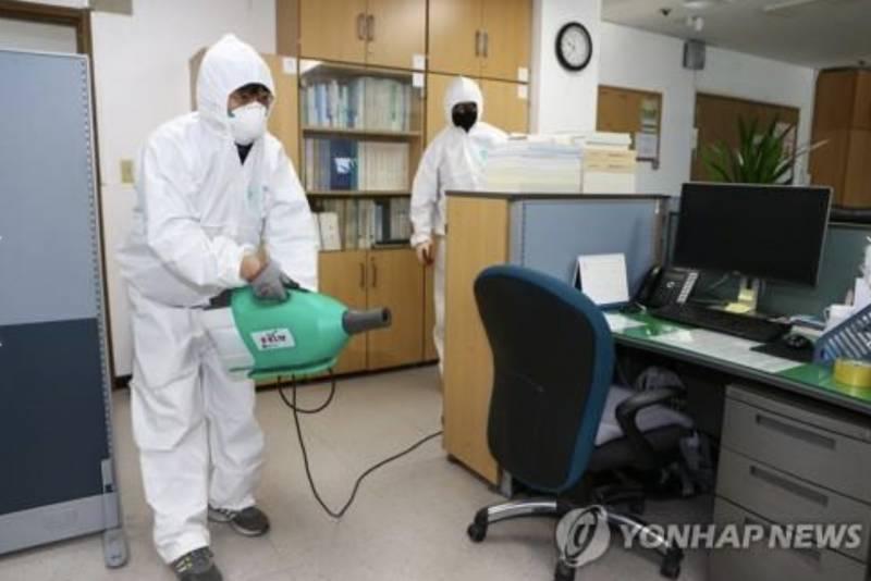 韓國確診個案一日急增229宗 全國累計433宗