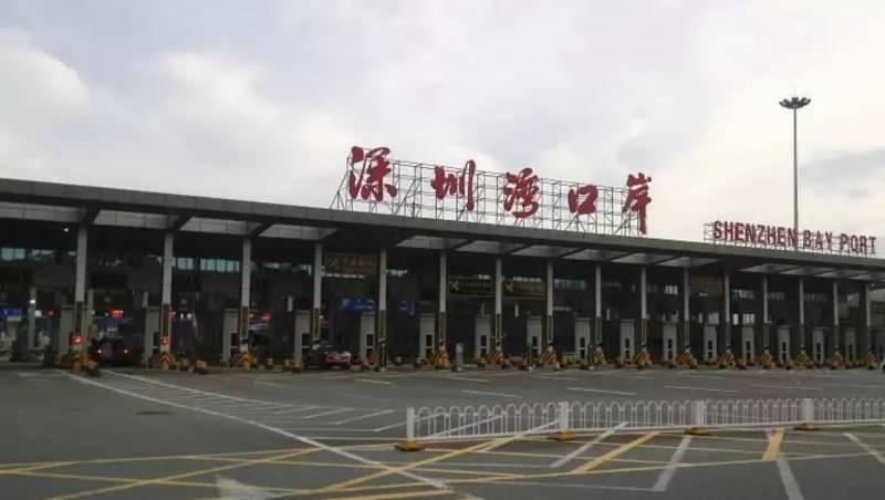 深圳開通「疫情特別通道」 接受探親就業等18項赴港申請