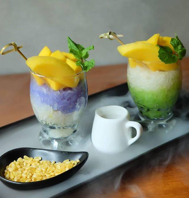 有好多泰國風味美食!