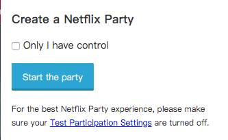 Netflix Party新增功能!安裝後即可與朋友同步煲劇+即時傾偈