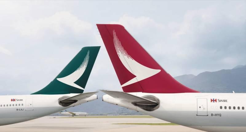 【武漢肺炎】國泰宣布削減4月及5月96%航班!只在每週三維持部分航點航班