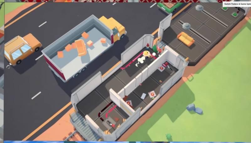 搬屋版overcooked!《Moving Out》Switch推出免費試玩版 又係考慮友誼嘅時候