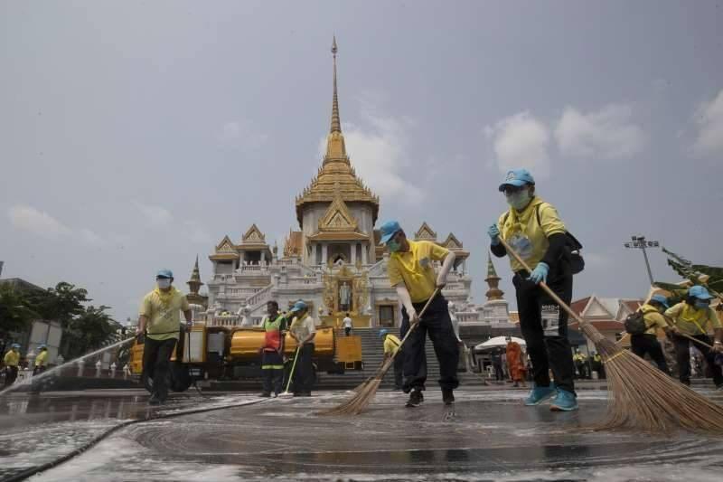 【武漢肺炎】泰國頒布緊急狀態令實施宵禁 採取措施應對疫情