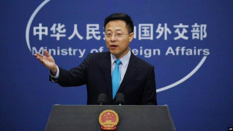 【武漢肺炎】中國外交部發言人趙立堅:可能是美軍把新型肺炎帶到武漢
