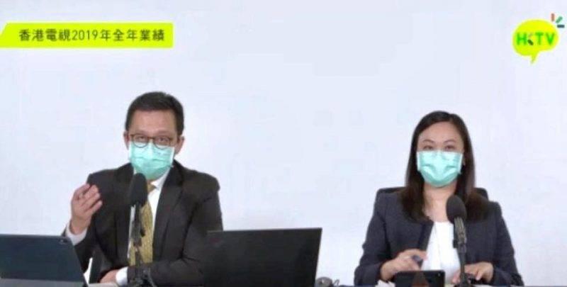 王維基:HKTVmall口罩$2一個|原材料可產1,000萬個 料可最近開售