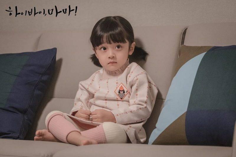 而劇中飾演金泰希女兒的小童星,則憑着可愛的演技成功搶鏡。