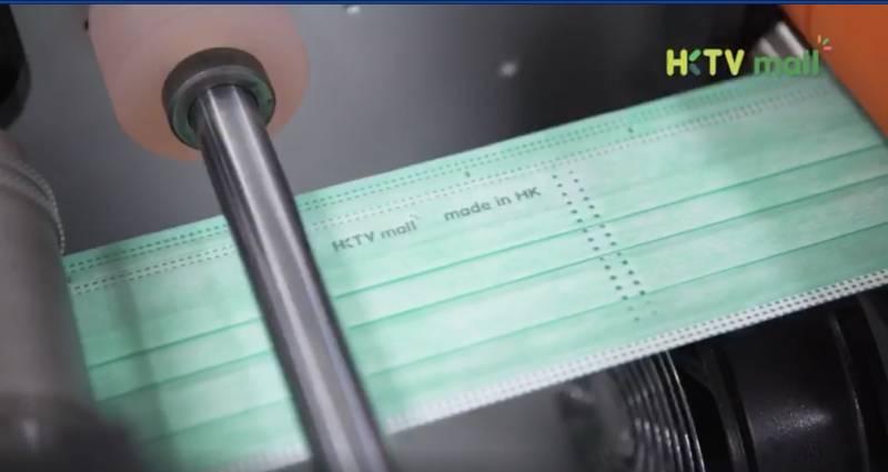 【新冠肺炎】HKTV mall口罩機直送到香港!口罩印住Made in Hong Kong!