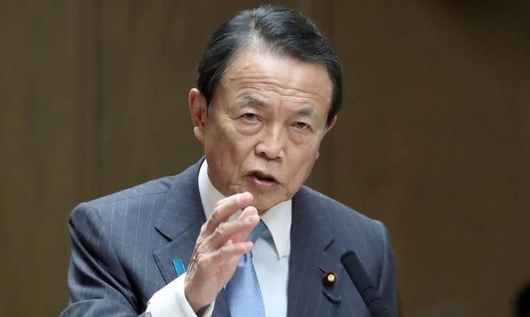 【武漢肺炎】日本副首相麻生太郎: 世衛應改叫中國衛生組織