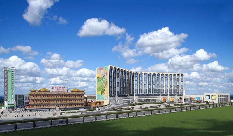 澳門酒店2020, 葡京人綜合度假村