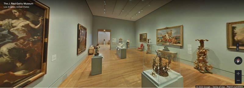 GOOGLE推出虛擬旅遊 用手機參觀世界12大博物館