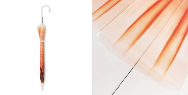 【YOU+MORE】3款唯美水母雨傘 日本精品店聯乘水族館推出