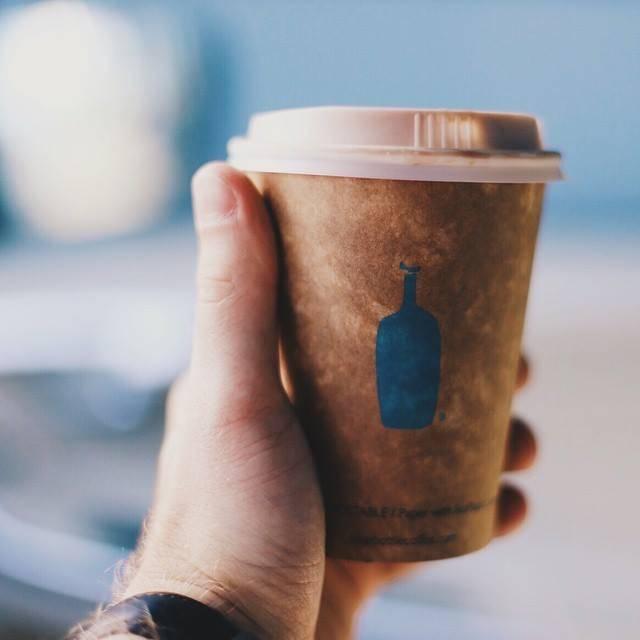 咖啡界Apple藍瓶咖啡Blue Bottle 登陸中環明天開業!