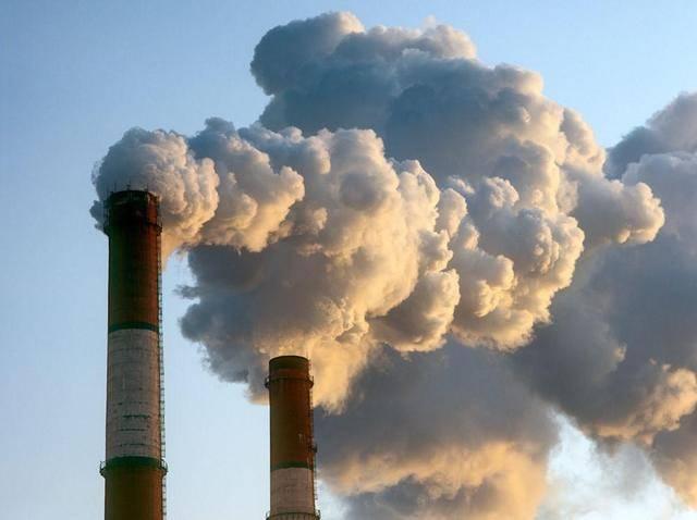 人類活動令氣體排放增加(圖片來源:網上圖片)
