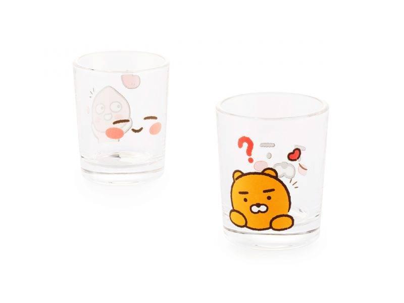 各位酒鬼朋友注意! 韓國推出Ryan啤酒杯+燒酒杯