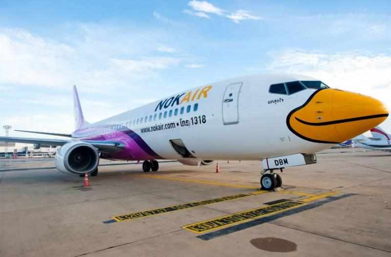 主要營運泰國內陸線之航空。而它的幕後大股東是泰航,希望能夠共度難關。(圖片來源:網上圖片)