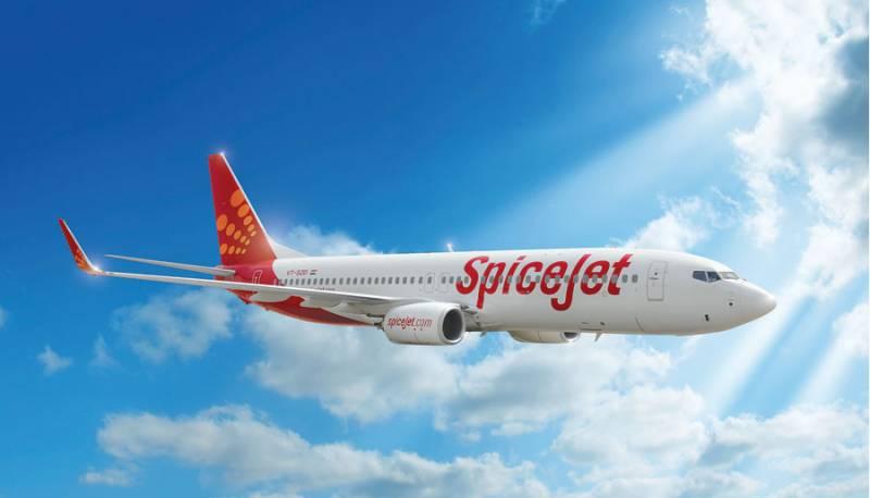 上年剛開通香港航線之印度航空,提供廉價機票飛印度。(圖片來源:印度香料航空官網)