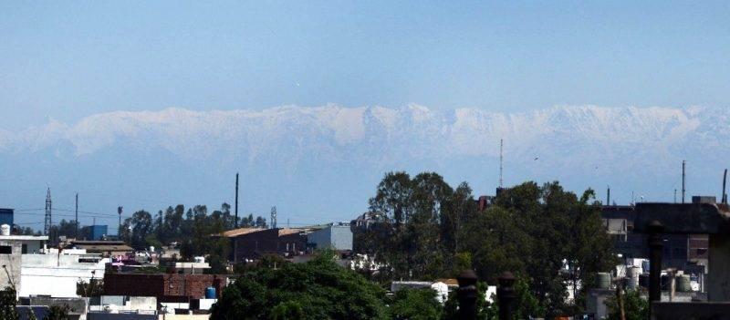 印度, 新冠肺炎, 武漢肺炎, 喜馬拉雅山, 空氣污染, 環保
