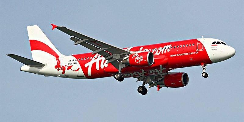 Airasia姊妹航線,主要負責印度內陸機。(圖片來源:網上圖片)