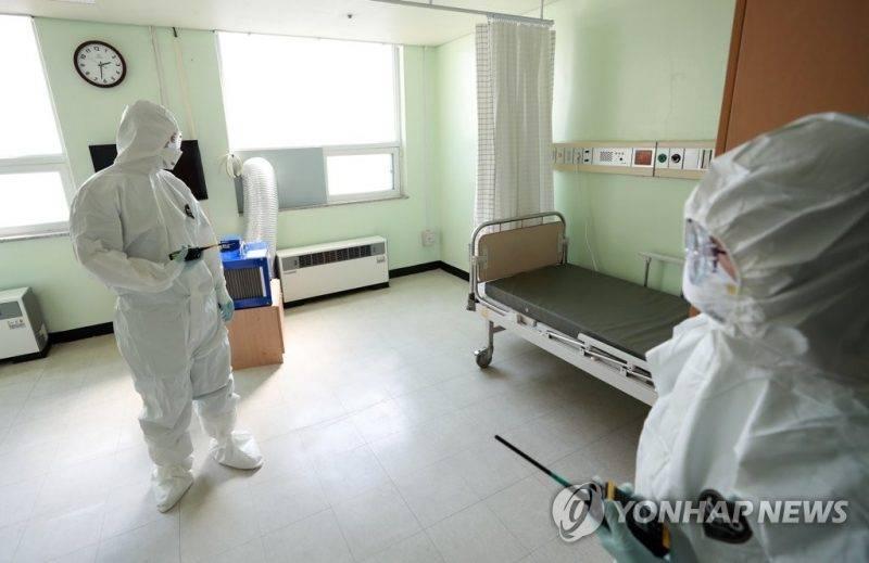 韓國首次增加少於30宗 大邱市周四單日「零確診」
