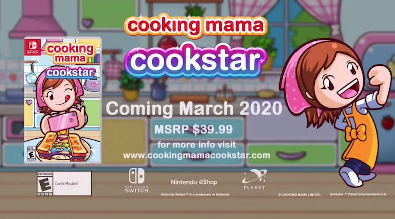 Cooking Mama, Switch, Switch遊戲, 新Game, 攻略, 試玩報告
