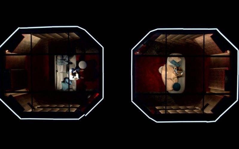 30位素人,會於窄小房間內,隔著玻璃相處,並只以聊天來認識對方。