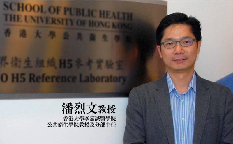 潘烈文教授帶領團隊研究。(圖片來源:2018創科博覽)