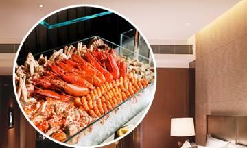 【#GOTRIP快閃12點】6折起!香港麗思卡爾頓酒店The Ritz-Carlton限時住宿餐廳優惠
