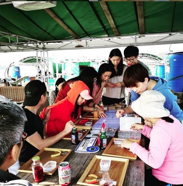 西貢一日遊|香港唯一珍珠導賞團 即場採珍珠製飾物