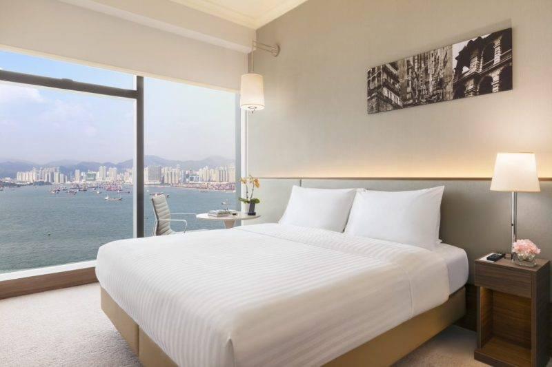 【#GOTRIP快閃12點】港島太平洋酒店海景房最平$480起 住足30小時!送$200餐飲!