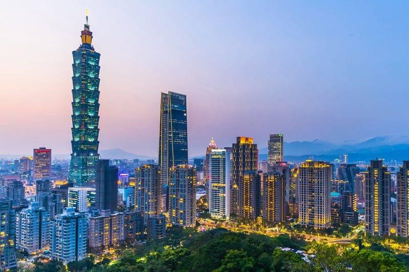 台灣的移民門檻不算太高。