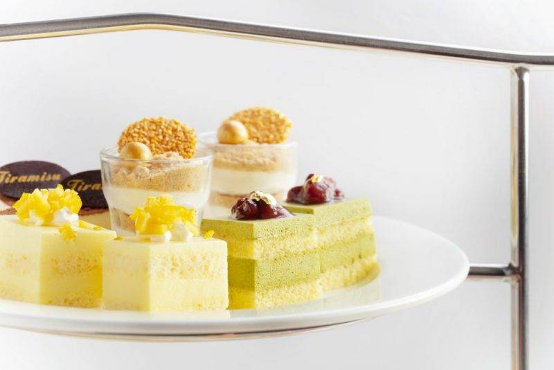 【#GOtrip快閃12點】帝景酒店夏日下午茶 人均$140歎海景High Tea !