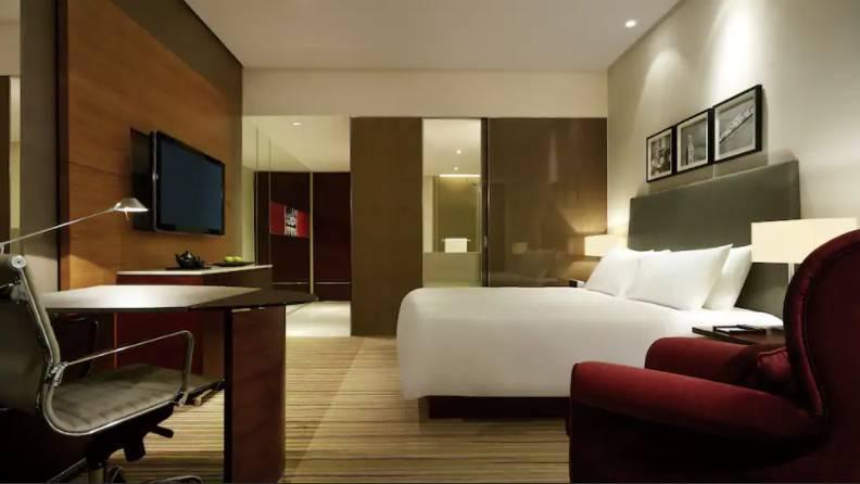 GOtrip快閃12點,酒店優惠,香港尖沙咀凱悅酒店,酒店,炎夏本地遊,Hyatt Regency