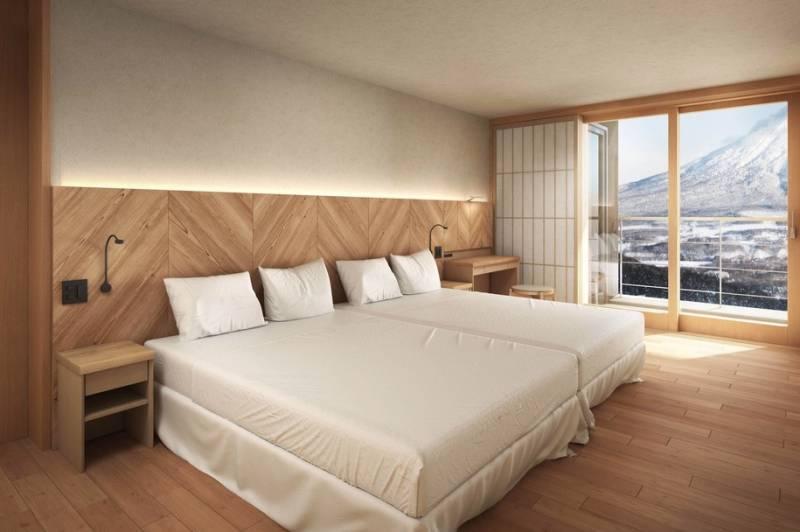 北海道酒店, 新溫泉酒店, 滑雪酒店, 北海道溫泉旅館, 北海道溫泉酒店, 二世古,
