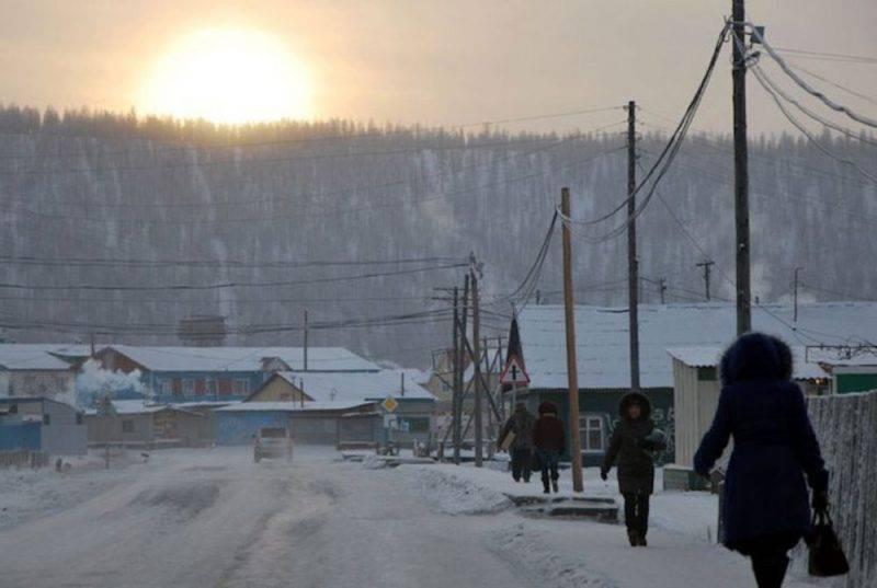 北極圈, 環保, 俄羅斯, 全球暖化,北極圈小鎮