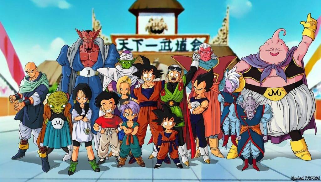 日本漫畫排名 Top 5《龍珠》