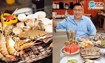 曼谷Best100, 曼谷美食, 曼谷, 泰國, 海鮮, 海鮮放題, 曼谷自助餐