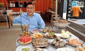 曼谷Best100, 曼谷美食, 曼谷, 泰國, 海鮮, Taikong Seafood Pratunam