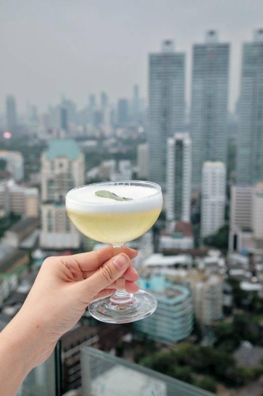 曼谷酒吧2020, 曼谷Best100, 曼谷美食, 曼谷, 泰國, 曼谷天台酒吧, 文青, 打卡, Vanilla Sky Rooftop Bar