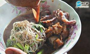 曼谷Best100, 曼谷美食, 曼谷, 泰國, 泰菜, Thongkam Noodle