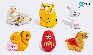 京都神社|15大動物御神籤 超可愛又有不同祝福功效